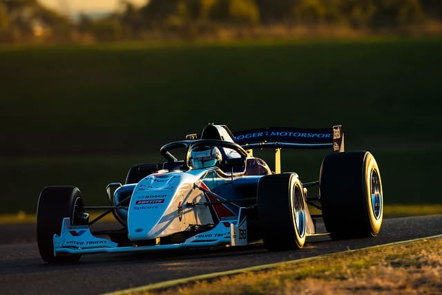 Todd Kelly set for S5000 test laps at Queensland Raceway