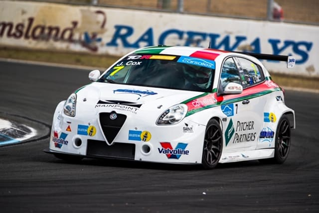 TCR Australia | Round 4 | Queensland Raceway