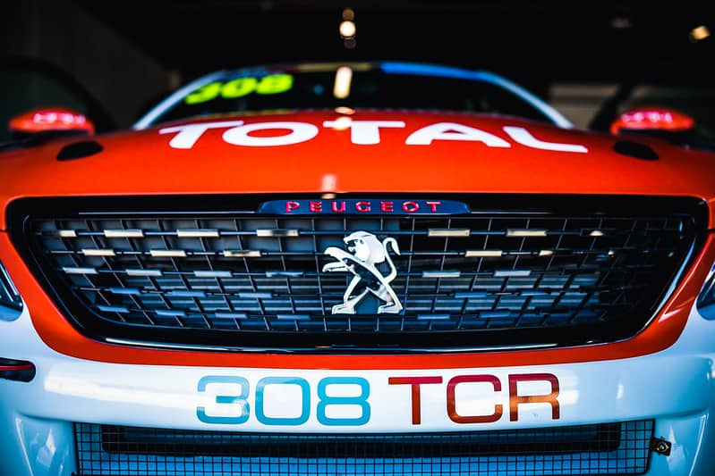 Peugeot ace to compete in TCR Asia Pacific Cup at Albert Park
