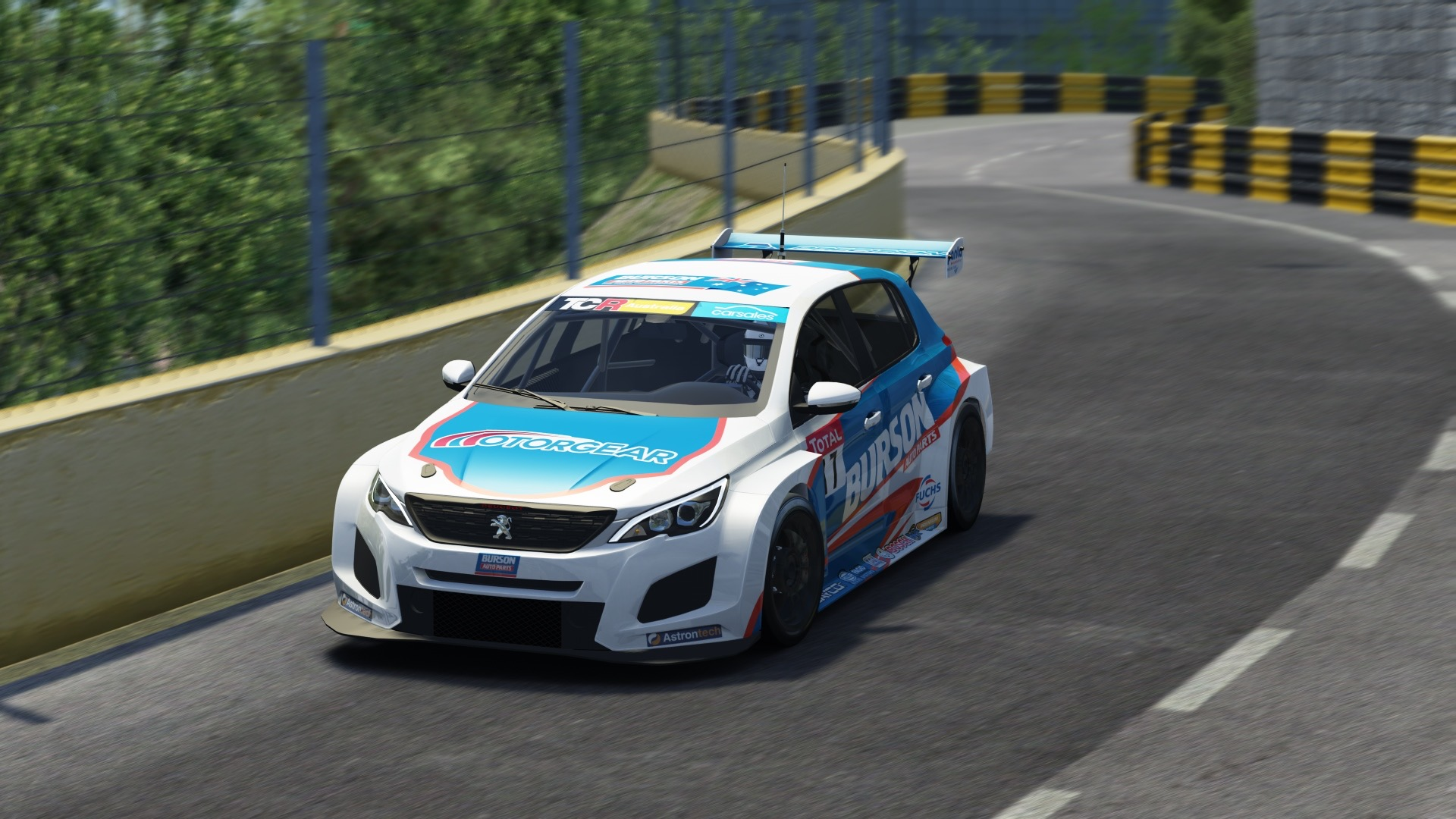 Ben Bargwanna secures inaugural carsales.com.au TCR Australia SimRacing Series  title