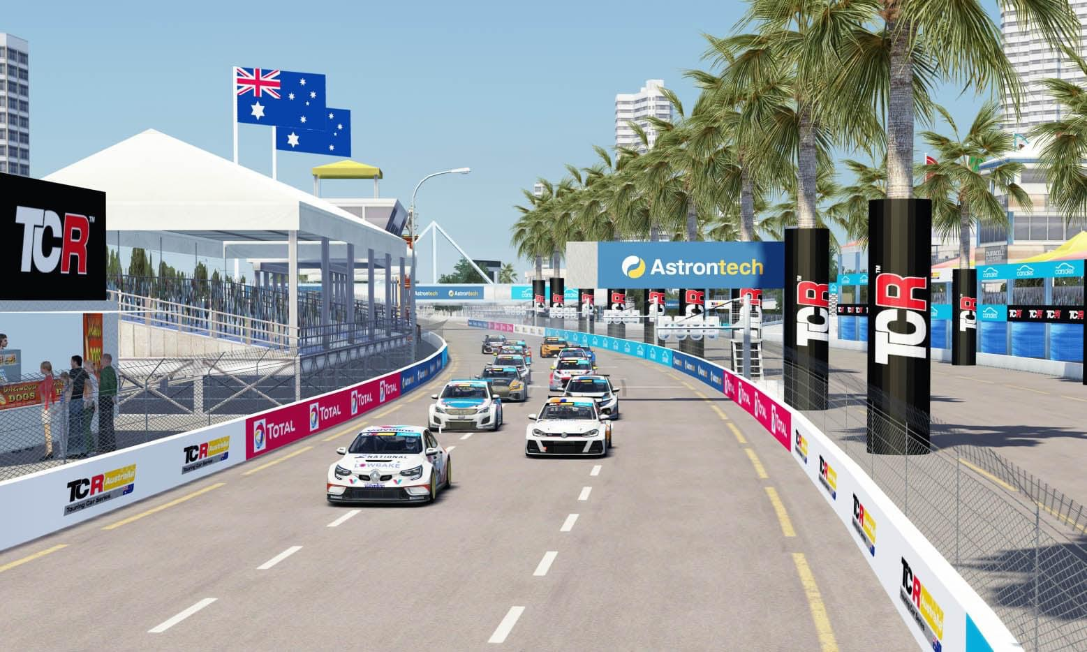 O'KEEFFE CLAIMS VICTORY AT SURFERS PARADISE