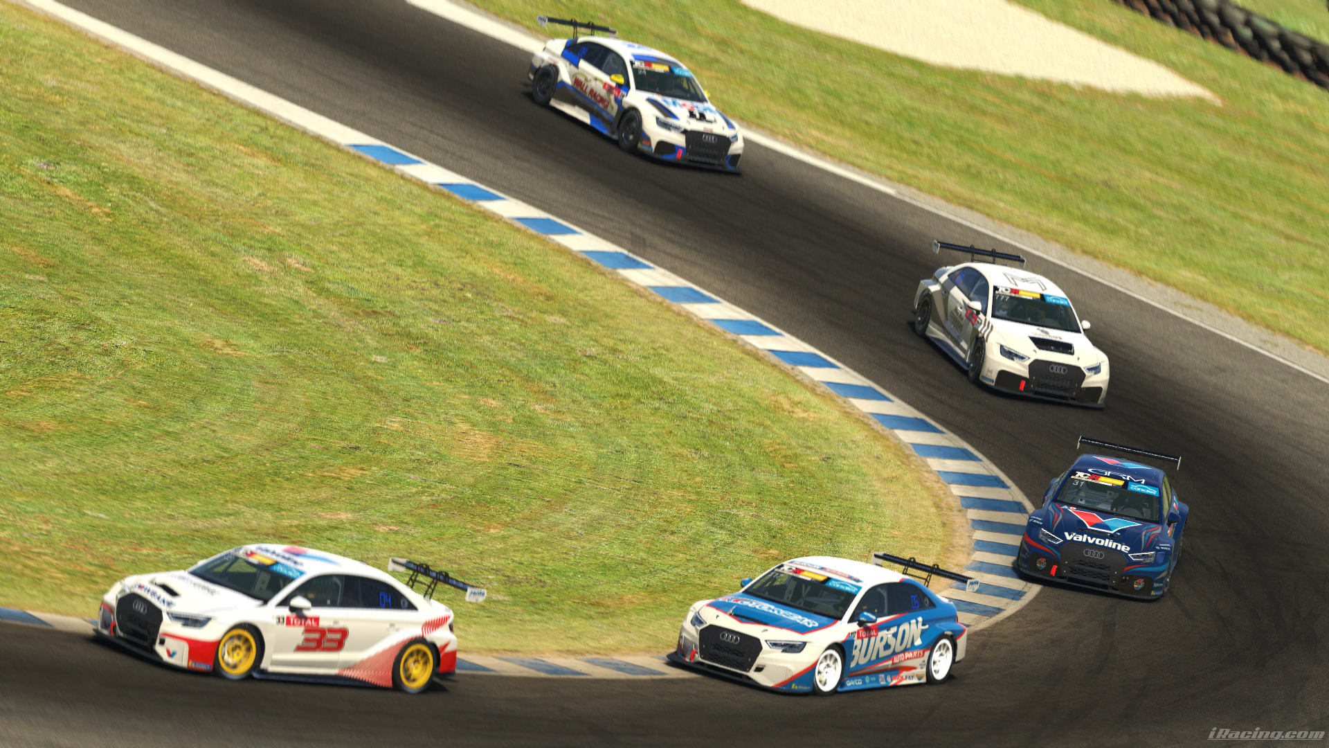 GRM co-drivers confirmed for ARG eSport Cup Bathurst enduro