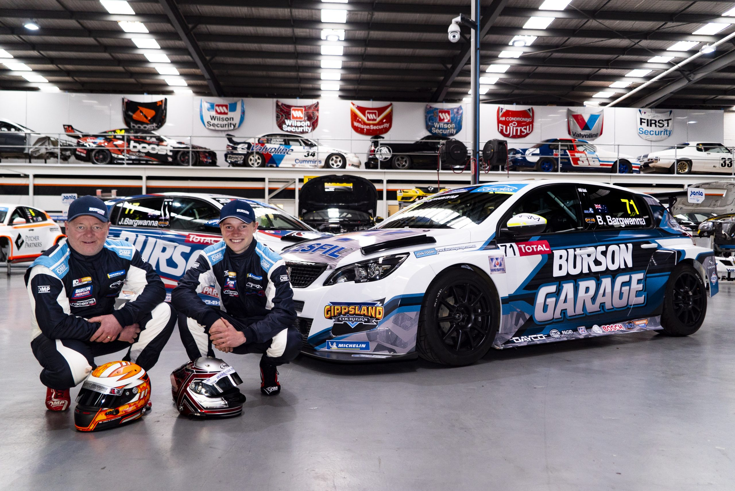 Ben Bargwanna secures full-time TCR Australia seat
