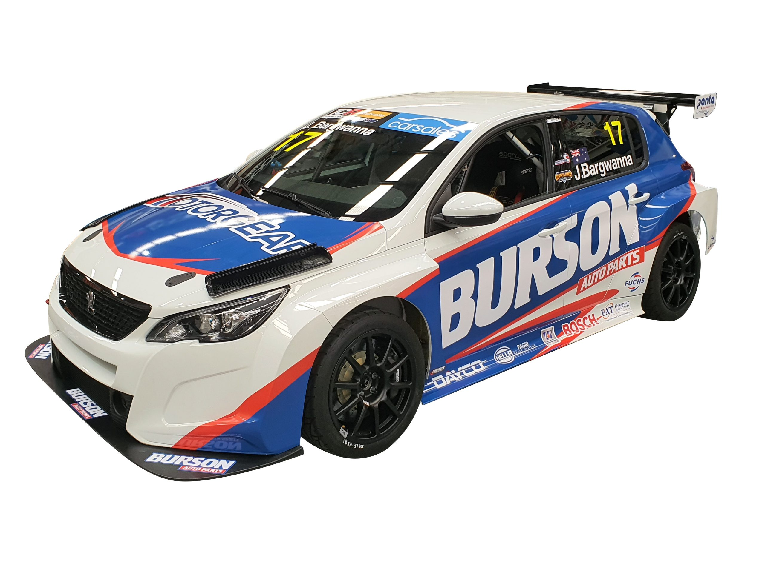BURSON AUTO PARTS RACING TCR TEAM HITS THE TRACK WITH GRM