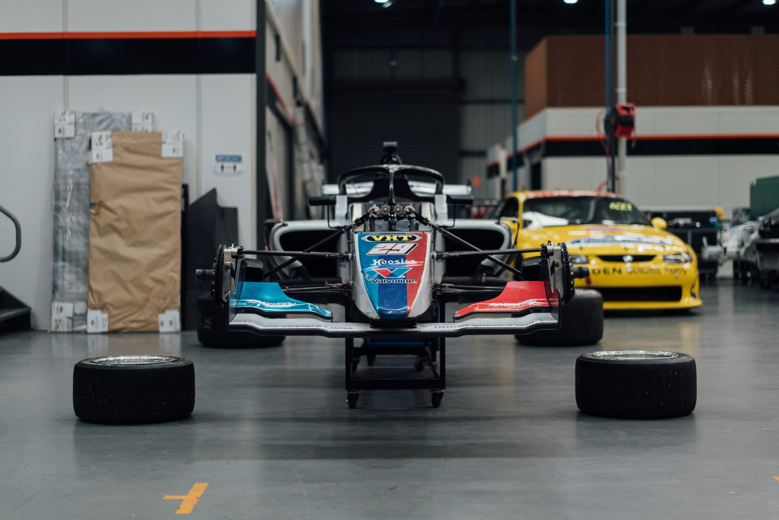 S5000 Tech Talk brought to you by Valvoline – Introduction