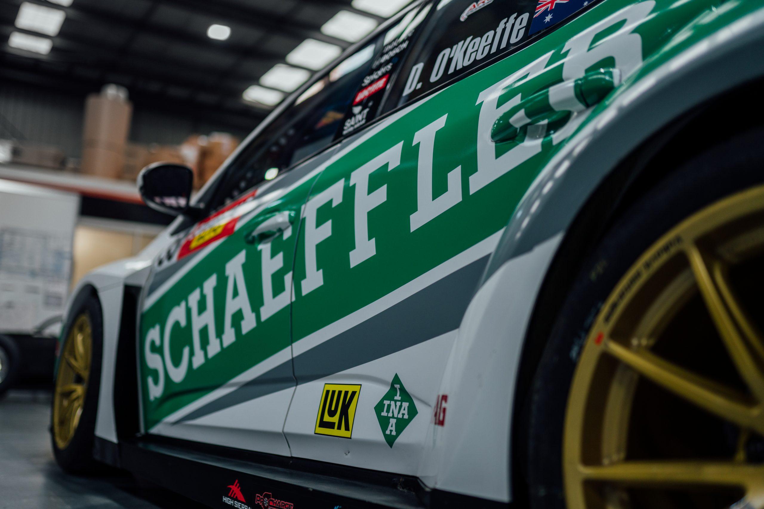 Dylan O'Keeffe 2021 TCR Australia mid-season report