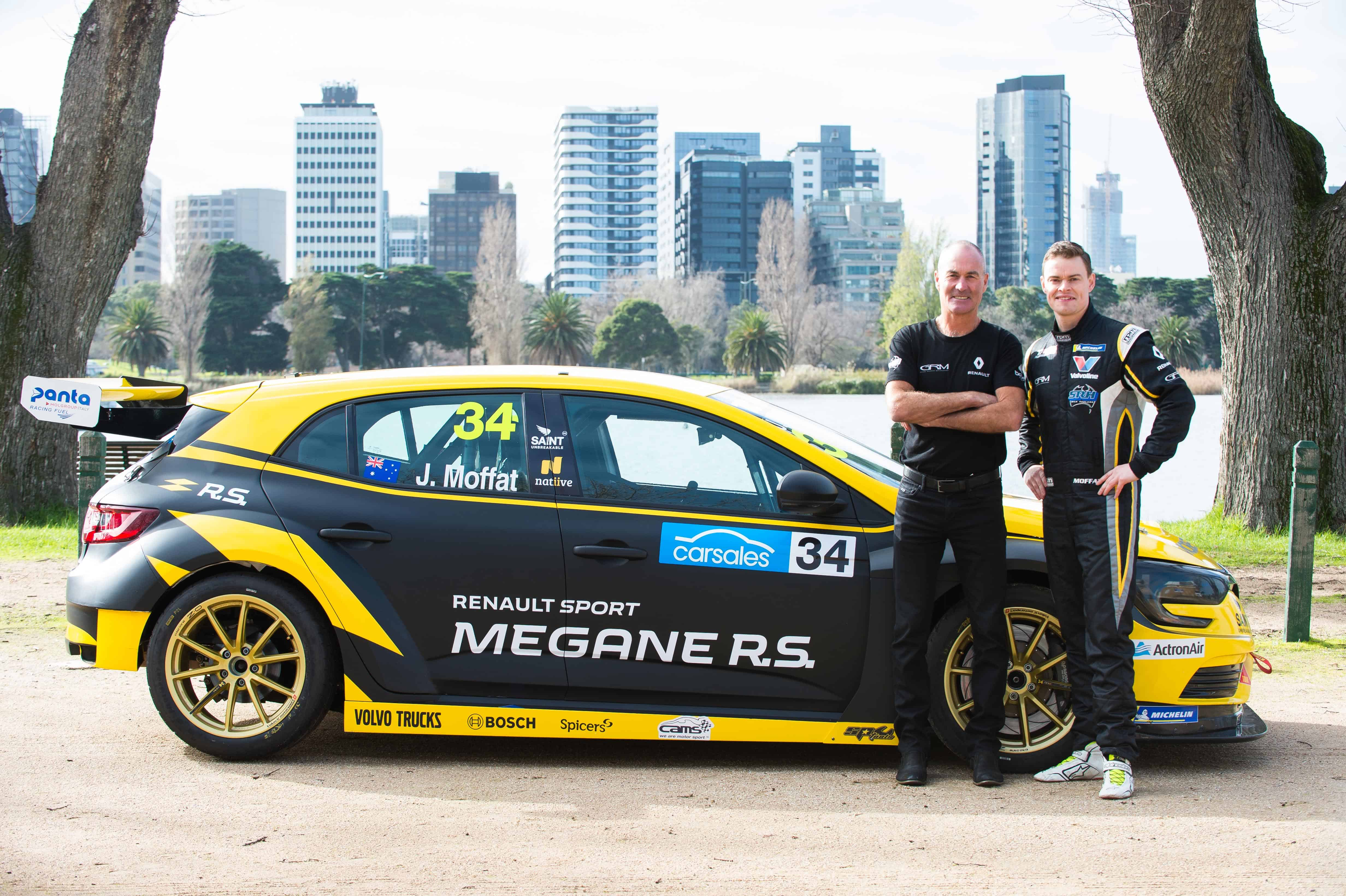 Renault Australia increases involvement with Garry Rogers Motorsport