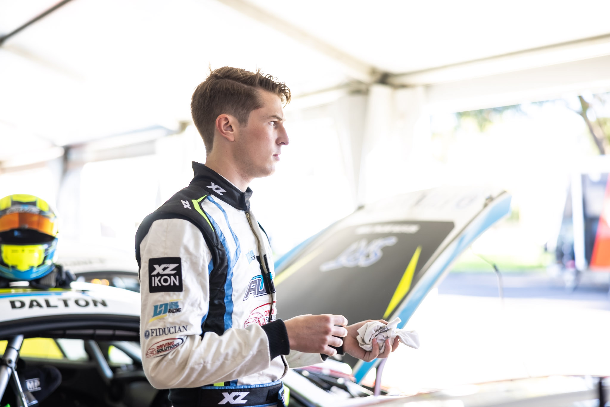 Young gun joins National Trans Am in 2022