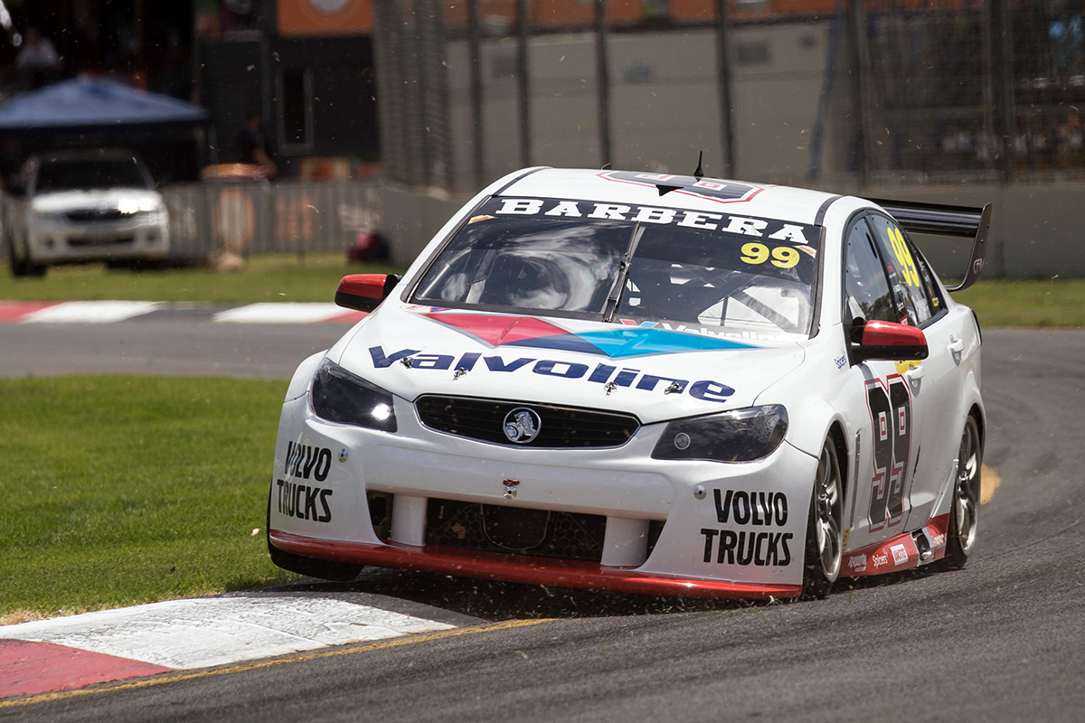 Trimmed-down Barbera feeling benefits in Super2