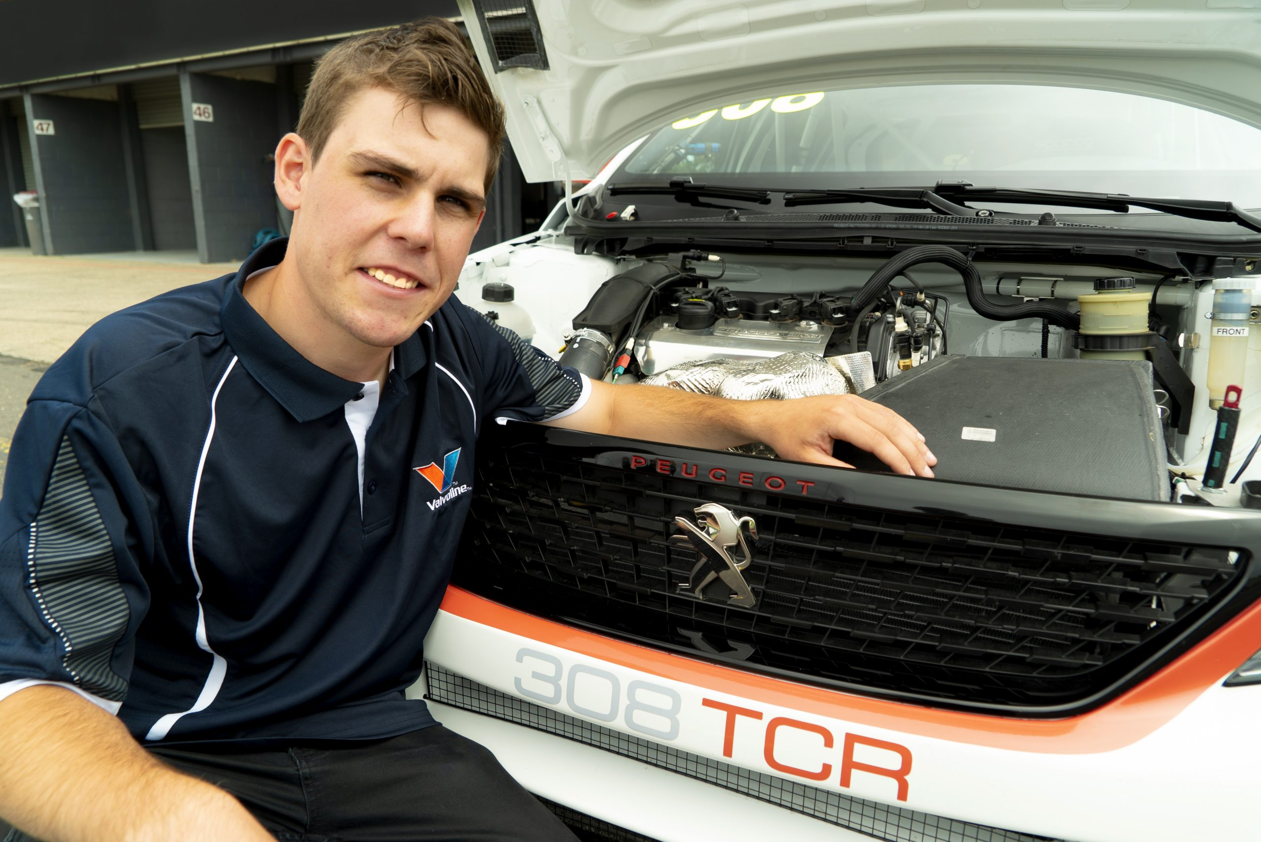 Aaron Cameron to drive GRM Peugeot