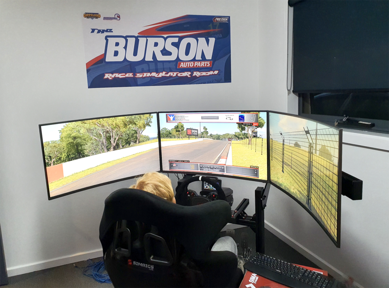 BIRTHDAY DRIVE GRANTED TO BEN BARGWANNA AT ZOLDER