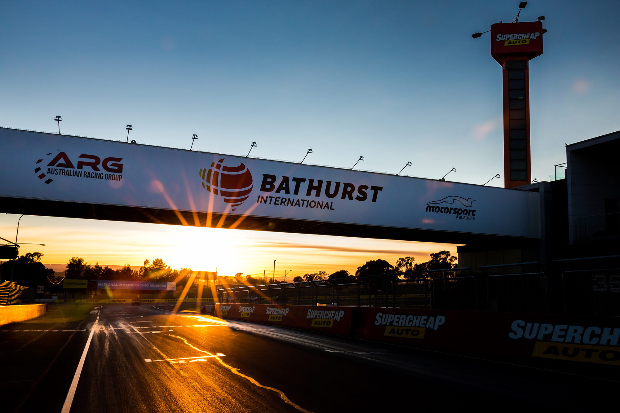 Date confirmed for Bathurst International