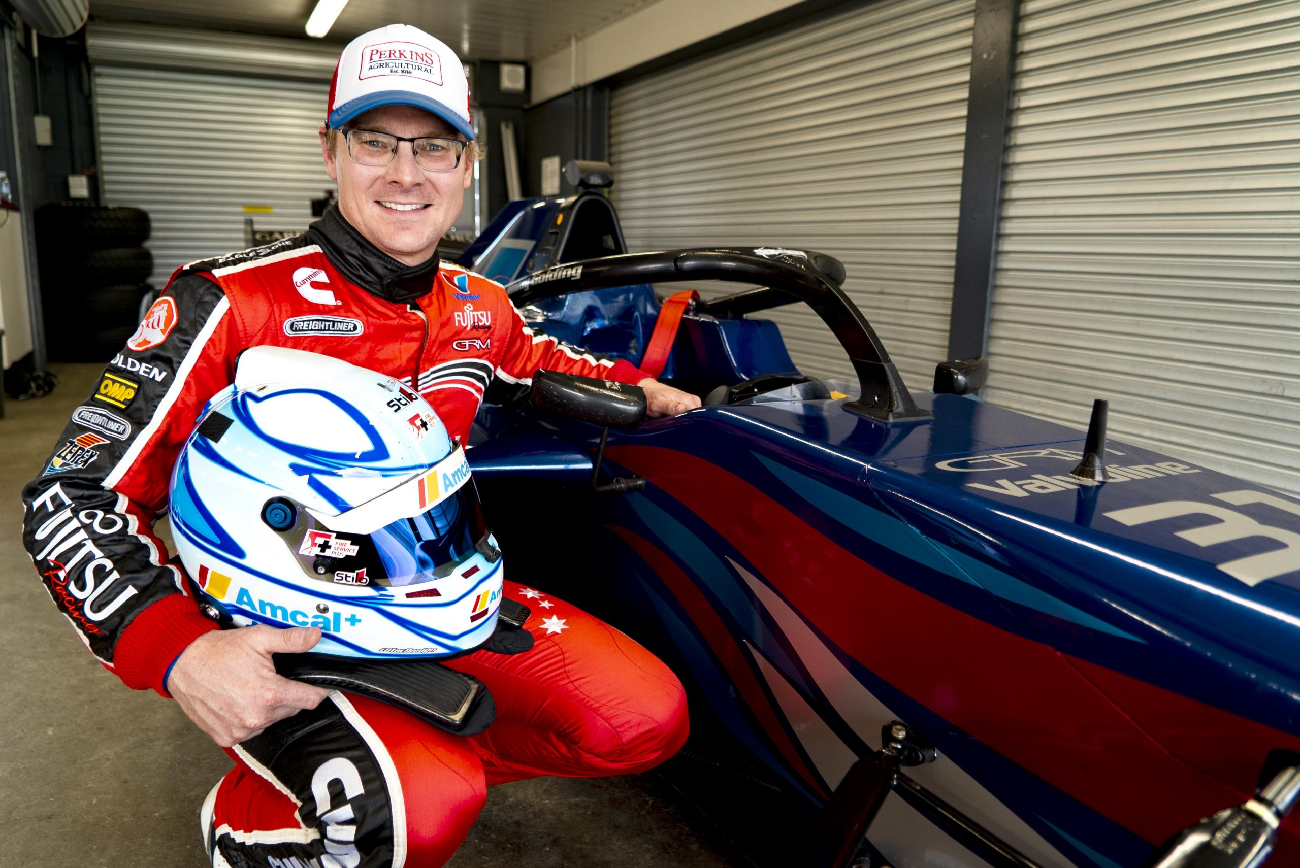 Jack Perkins gets first taste of S5000 power at Phillip Island