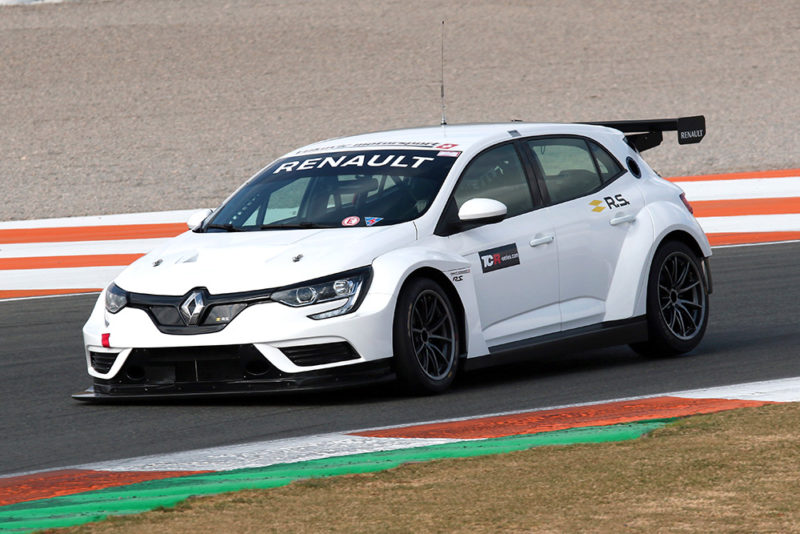 Renault joins TCR Australia ranks with Garry Rogers Motorsport