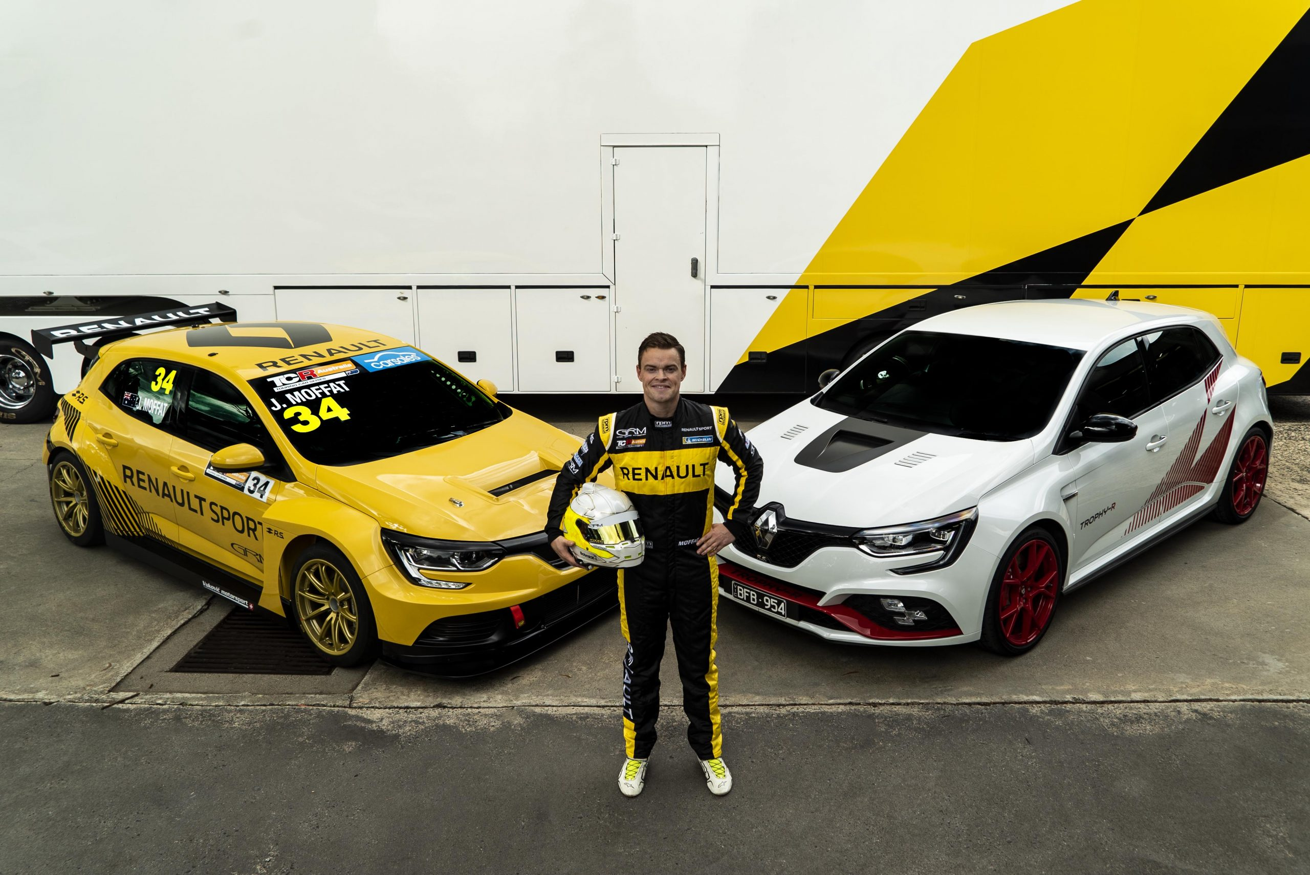 New Renault Sport GRM #34 Car Revealed