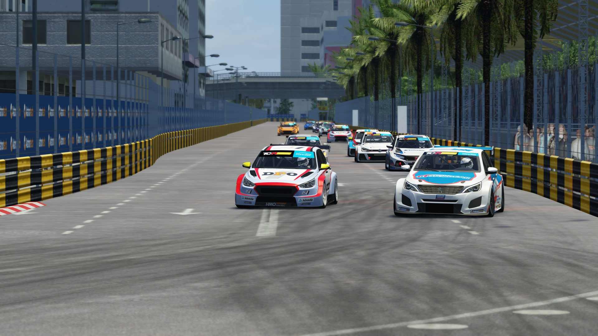 MACAU BATTLE TO DECIDE CARSALES TCR AUSTRALIA SIMRACING SERIES