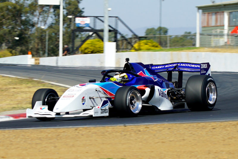 GRM completes development on S5000 chassis ahead of production green light
